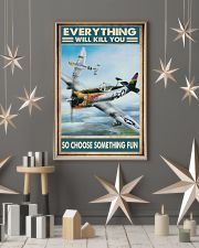 Air race choosefun dvhd ngt 11x17 Poster lifestyle-holiday-poster-1