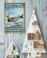 Air race choosefun dvhd ngt 11x17 Poster lifestyle-holiday-poster-2