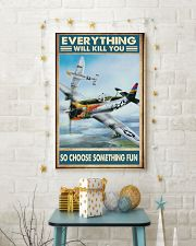 Air race choosefun dvhd ngt 11x17 Poster lifestyle-holiday-poster-3