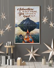 Kayak adventure dvhd-cva 11x17 Poster lifestyle-holiday-poster-1