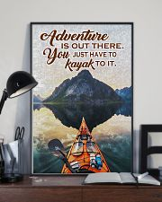 Kayak adventure dvhd-cva 11x17 Poster lifestyle-poster-2