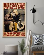 Sax once upon dvhd-NTH 16x24 Poster lifestyle-poster-1
