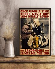 Sax once upon dvhd-NTH 16x24 Poster lifestyle-poster-3