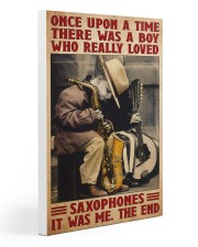 Sax once upon dvhd-NTH 20x30 Gallery Wrapped Canvas Prints thumbnail