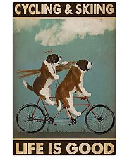 Cycling And Skiing PDN-ntv 11x17 Poster front