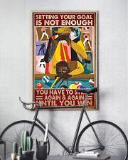 Pool set goal dvhd-pml 11x17 Poster lifestyle-poster-7