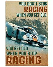 Por get old dvhd-ntv 11x17 Poster front