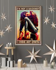 Backrest dvhd-dqh 11x17 Poster lifestyle-holiday-poster-1