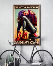 Backrest dvhd-dqh 11x17 Poster lifestyle-poster-7