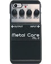 Guitar ef bos 112 metal core dvhd Phone Case i-phone-8-case