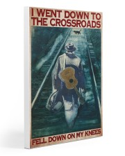 crossroad dvhd ntv Gallery Wrapped Canvas Prints tile