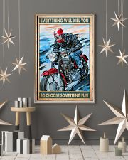 Choose fun caferacer dvhd 11x17 Poster lifestyle-holiday-poster-1