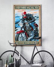 Choose fun caferacer dvhd 11x17 Poster lifestyle-poster-7
