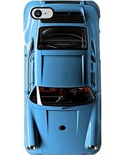 Por 911 turbo Gu Blue dvhd-pml Phone Case i-phone-8-case