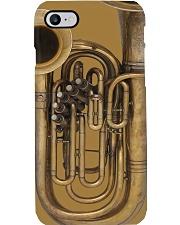 Double belled tuba pc dvhh nth Phone Case i-phone-8-case