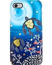 Native Turtle PC PDN pml Phone Case i-phone-8-case