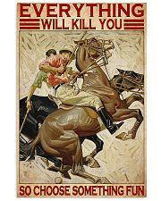 Polo choose fun 11x17 Poster front
