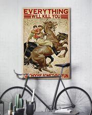 Polo choose fun 11x17 Poster lifestyle-poster-7