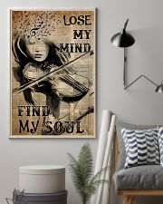 Lose mind violin dvhd-NTH 16x24 Poster lifestyle-poster-1