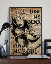 Lose mind violin dvhd-NTH 16x24 Poster lifestyle-poster-2