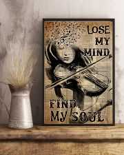 Lose mind violin dvhd-NTH 16x24 Poster lifestyle-poster-3