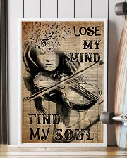 Lose mind violin dvhd-NTH 16x24 Poster lifestyle-poster-4