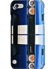 Dodg Challen SRT front collection pc mttn ngt Phone Case i-phone-8-case