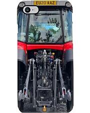 massy fergusn tractor 7718 back pc mttn-nna Phone Case i-phone-8-case