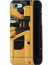 excavator dvhd ntv Phone Case i-phone-8-case