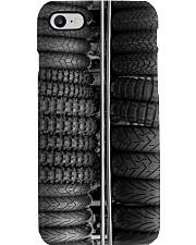 Motorcycle tire case Phone Case i-phone-8-case