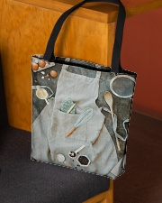 Bake apron tote All-over Tote aos-all-over-tote-lifestyle-front-02