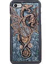 Steampunk dragon dvhd-pml Phone Case i-phone-8-case