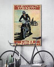 Old man full tank dvhd-ntv 11x17 Poster lifestyle-poster-7