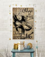 Violin music feeling dvhd-pml 16x24 Poster lifestyle-holiday-poster-3