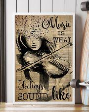 Violin music feeling dvhd-pml 16x24 Poster lifestyle-poster-4