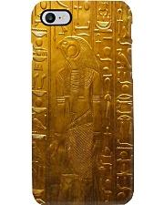 Horus hieroglyphs pc mttn pml Phone Case i-phone-8-case