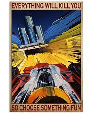 F1 choose fun dvhd pml 11x17 Poster front