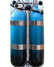 Scuba diving tank blue Phone Case i-phone-8-case