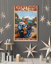 choose fun cat dog dvhd ntv 11x17 Poster lifestyle-holiday-poster-1