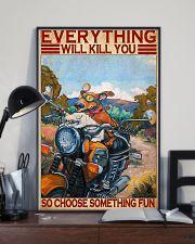 choose fun cat dog dvhd ntv 11x17 Poster lifestyle-poster-2