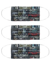 Boombox case dvhd-ntv Cloth Face Mask - 3 Pack thumbnail