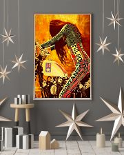 Bike girl enough 11x17 Poster lifestyle-holiday-poster-1