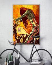 Bike girl enough 11x17 Poster lifestyle-poster-7