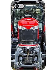 Farmer Mass Tractor PC PDN-ntv Phone Case i-phone-8-case