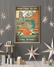 Skate fail 11x17 Poster lifestyle-holiday-poster-1