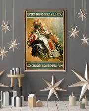 Choose fun sportbike 11x17 Poster lifestyle-holiday-poster-1