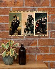 pasion sportbike dvhd ntv 17x11 Poster poster-landscape-17x11-lifestyle-23