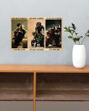 pasion sportbike dvhd ntv 17x11 Poster poster-landscape-17x11-lifestyle-24