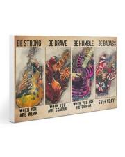 Strong brave rock dvhd-ntv 30x20 Gallery Wrapped Canvas Prints thumbnail