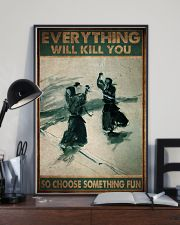 Kendo choose fun dvhd ngt 11x17 Poster lifestyle-poster-2